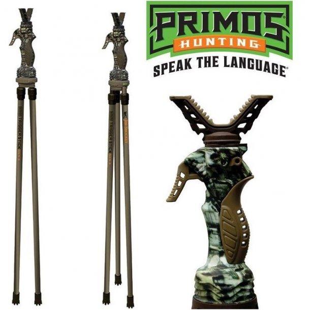 Primos - Triggerstick 2-benet Skydestok (gen. 3)