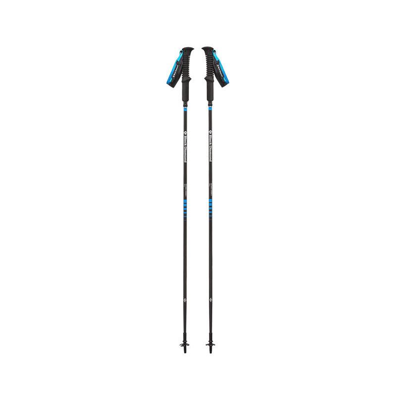 Billede af Black Diamond - Distance Carbon Z Trekking / Running Vandrestave (1 sæt) 100 cm