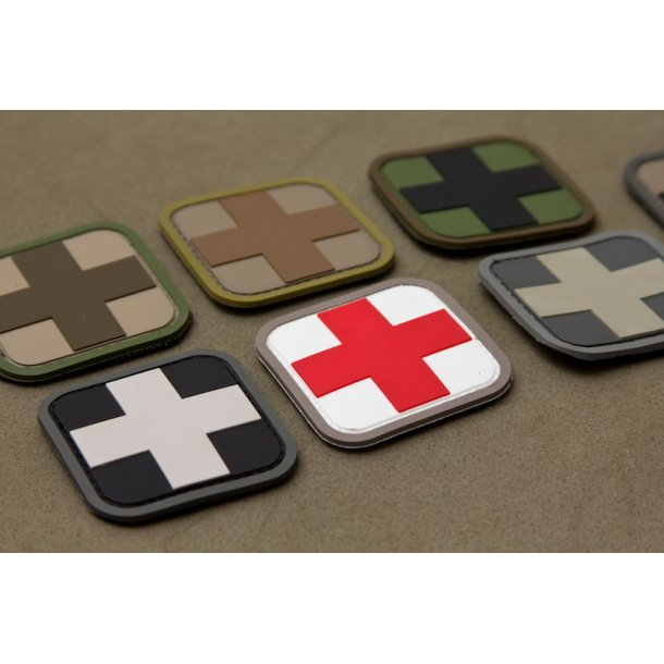 Mil-Spec Monkey - Medic Square 2'' PVC Patch