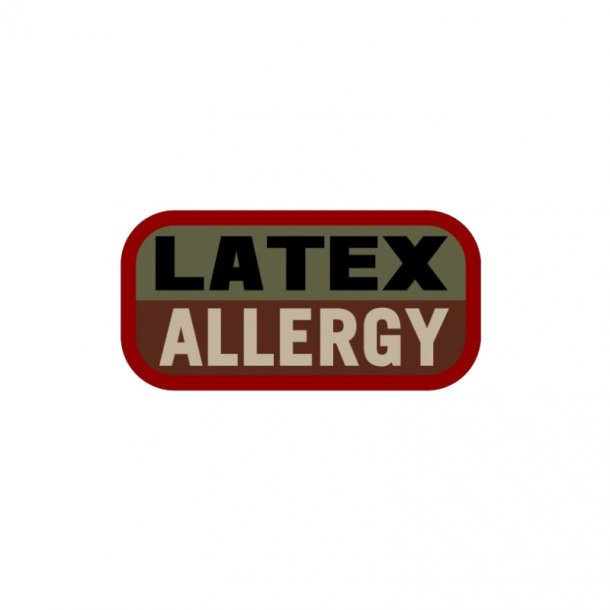 Mil-Spec Monkey - Latex Allergi Patch