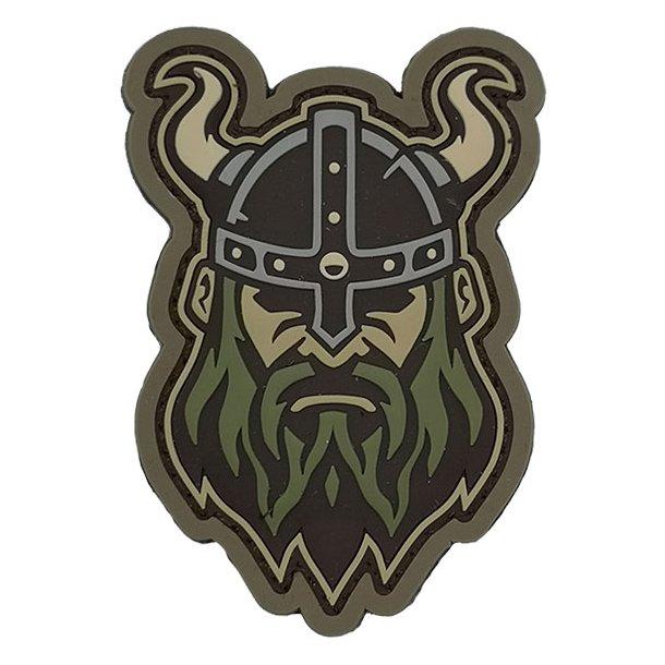 Mil-Spec Monkey - Viking Head 1 Patch