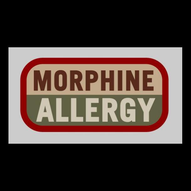 Mil-Spec Monkey - Morfin Allergi