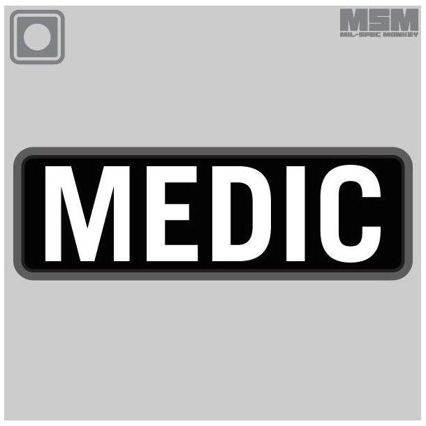 Mil-Spec Monkey - Medic 6x2 PVC Patch