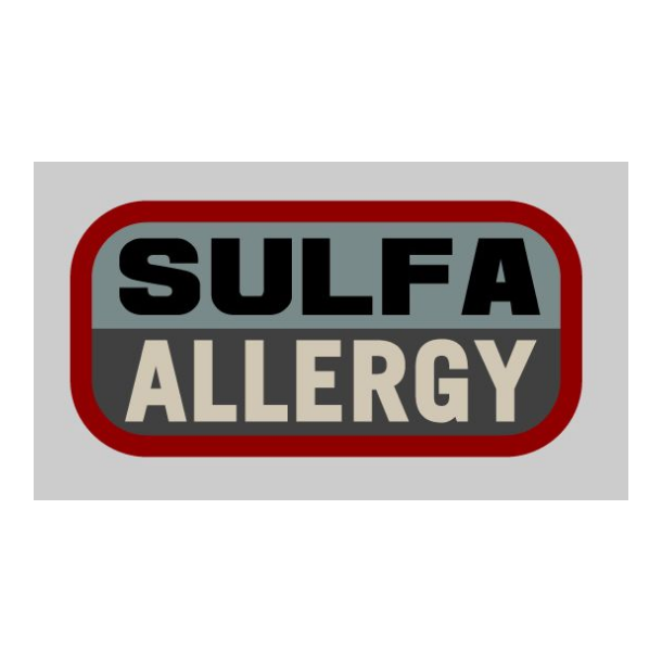 Mil-Spec Monkey - Sulfat Allergi Patch