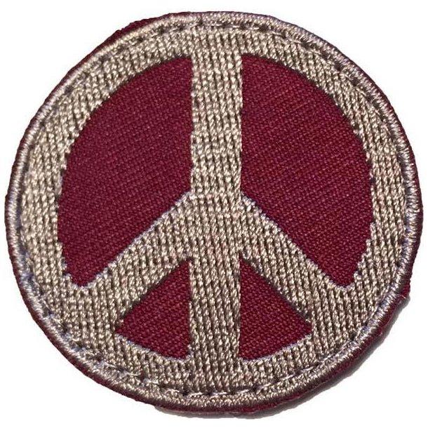 Tac-case - Peace Patch