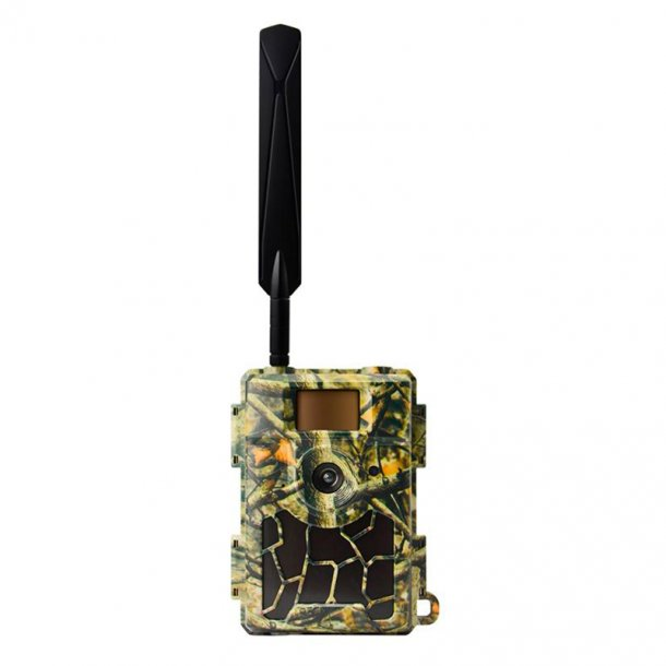HUNTER - Alpha Cloud 4G Vildtkamera (24 MP)