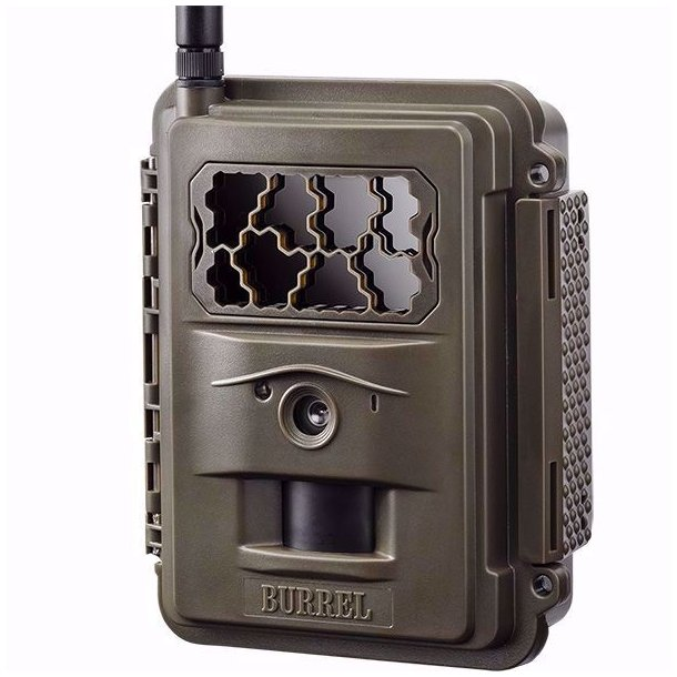 Burrel - S12 HD+SMS 3 Vildtkamera 4G (MMS/Mail)