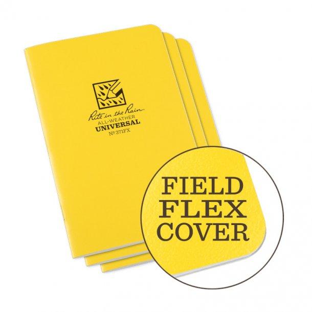 Rite In The Rain - Stapled Notebook (3-pak)