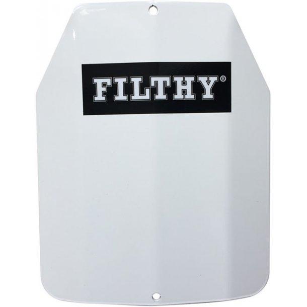 Filthy - Vægtpladesæt 6 kg (For- og Bagplade)